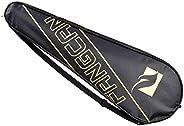 B Blesiya 27x9 inch Badminton Racket Cover Single Racquet Bag Holder Pack for Adult Kids - Waterproof, Dustpro