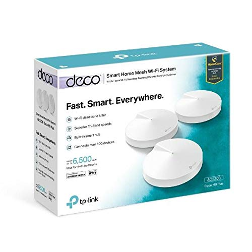 Image result for Deco M9 Plus(3-Pack)