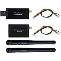 YKS 3DR Radio Telemetry Kit 915Mhz Module Open Source for APM 2.6 2.8 Pixhawk RC Quadcopter