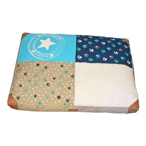 Lief  Boys Lounge Cushion Patchwork 85 x 60cm