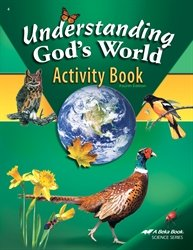 Understanding God's World Activity Book, used for sale  Delivered anywhere in USA