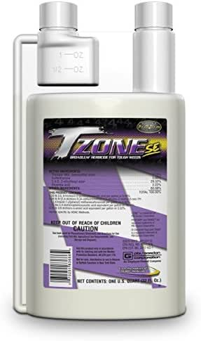 ITS Supply T-Zone Turf Herbicide - 1 Quart