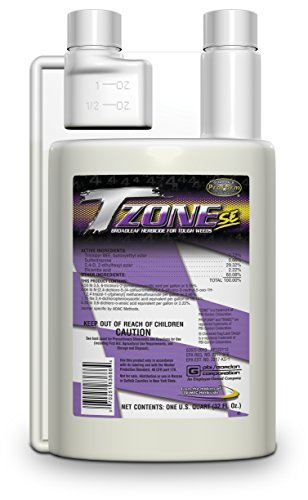 T-Zone Turf Herbicide - 1 Quart by ITS Supply