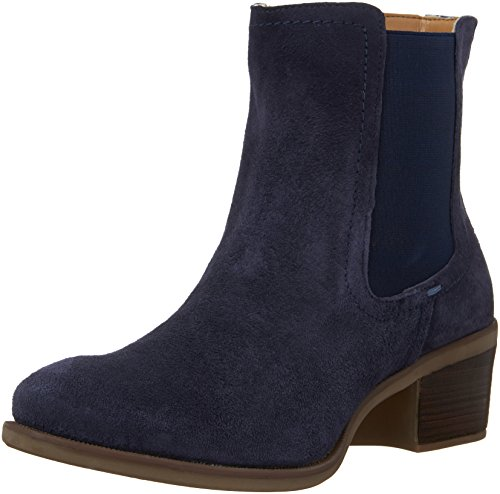 Suede Hush Nellie Boot Landa Puppies Navy Chelsea Women's tqrt0