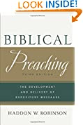 #1: Biblical Preaching: The Development and Delivery of Expository Messages