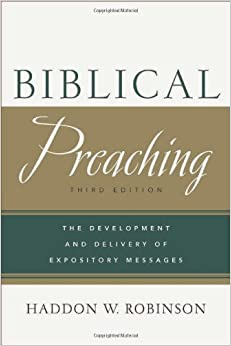 {{PDF{{ Biblical Preaching: The Development And Delivery Of Expository Messages. utilizar Camara course Results heavily buckets revelo