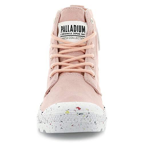 Hautes Rose Baskets T01 Pearl Organic Femme Hi Palladium peach W nW7TwPOO