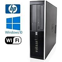 HP 6000 Pro SFF Desktop - Intel Core 2 Duo 2.93GHz, New 1TB Hard Drive, 4GB DDR3 RAM, Windows 7 Professional 32-Bit, WiFi, DVD-ROM (Prepared by ReCircuit)