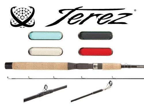 SHIMANO Terez TZS72H Spinning Rod – Black