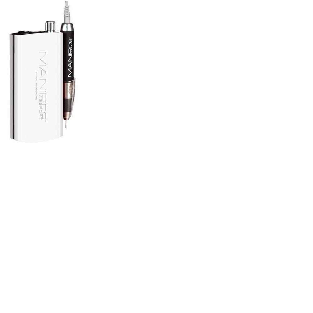 Kupa ManiPro Passport Portable Nail Filing System White