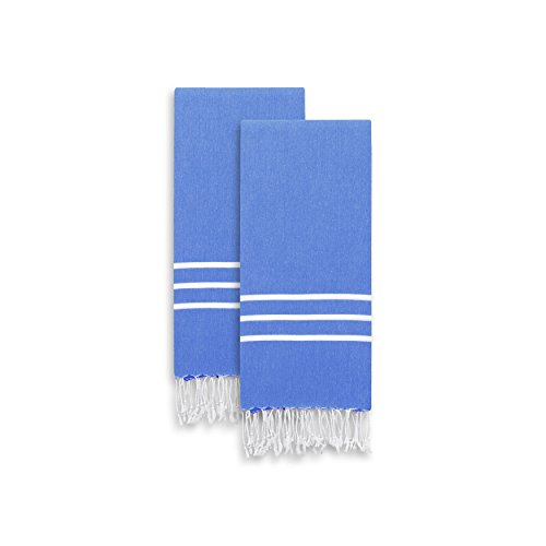 Best Royal Hand Towels - Linum Home Textiles Alara Turkish Pestemal