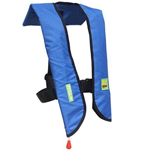 Eyson Inflatable Life Jacket Life Vest Basic Manual (709Blue) ()
