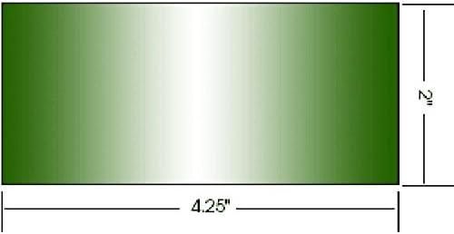 Green IR Shade 12 Schott Glass 50mm Circular Welding Lens