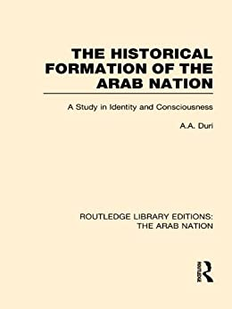 The formation of arab nations essay