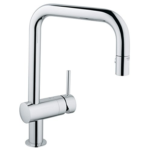 Minta Single-Handle Pull-Down Kitchen Faucet