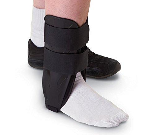 - Medline Air and Foam Stirrup Ankle Splints, White