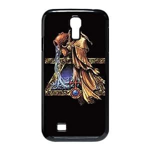 Samsung Galaxy S4 9500 Cell Phone Case Black Aquarius by Alchemy SUX_154921