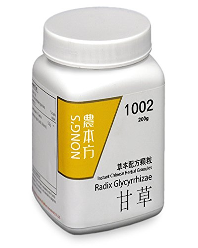 Gan Cao - Licorice Root Concentrated Granules 200g Nong's 1002