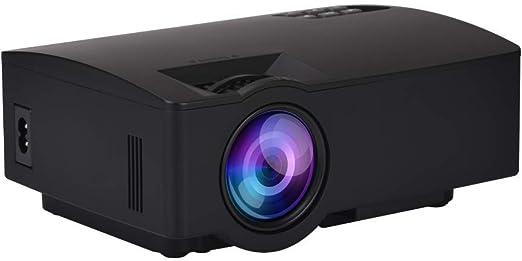 SEXTT Proyector casero 1080P HD, Mini proyector de Pantalla Grande ...