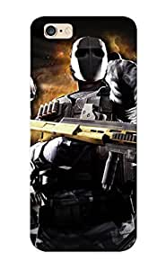 A85a5745506 Snap On Case Cover Skin For Iphone 6 Plus(point Blank Warrior Masks Games Weapon Gun )/ Appearance Nice Gift For Christmas