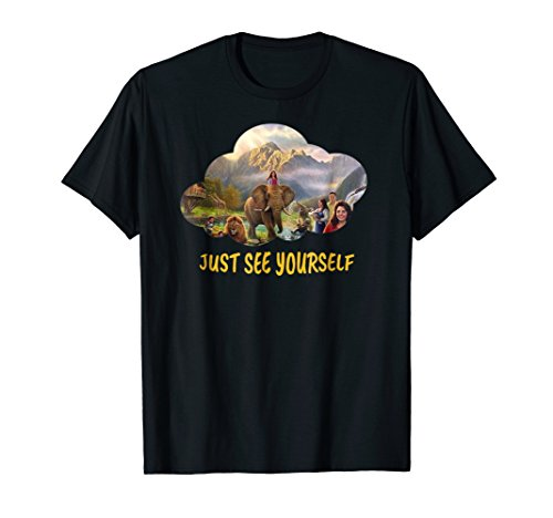 Insignia Folder - Just See Yourself JW Gift T Shirt Supplies