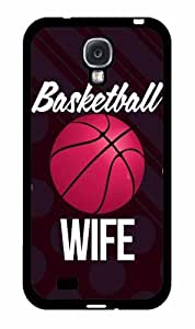 Basketball Wife Plastic Phone Case Back Cover Samsung Galaxy S4 I9500