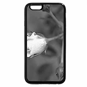 iPhone 6S Case, iPhone 6 Case (Black & White) - Tiny but beautiful
