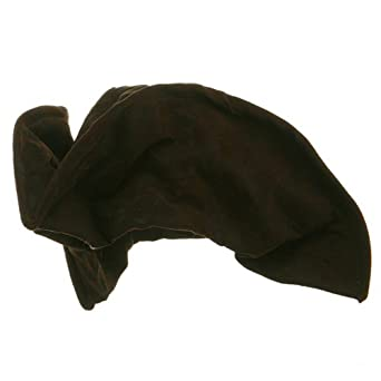 Men's Old Brown Pirate Cocked Hat by E4Hats