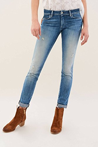 Blu Chiusure Con Jeans Dettaglio Salsa Wonder Di Slim nawg0YqC
