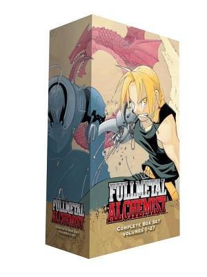Fullmetal Alchemist Complete Box Set: Volumes 1-27 [BOXED-FULLMETAL ALCHEMIST-27V] [Boxed Set] (Box Set Fma)