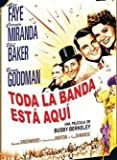 The Gang's All Here (1943) ( The Girl He Left Behind (The Gang is All Here) ) [ NON-USA FORMAT, PAL, Reg.0 Import - Spain ] by Eugene Pallette