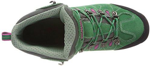 Campagnolo Hautes Femme Chaussures de CMP Abete Randonnée Arietis Vert Gris 6qAdP6CEw
