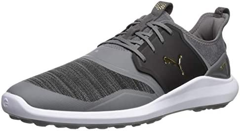 Puma Golf Men's Ignite Nxt Lace Golf Shoe, Quiet Shade Team
