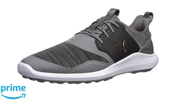 Puma Golf Men's Ignite Nxt Lace Golf Shoe, Quiet Shade Team