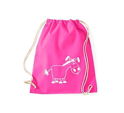Para X Talla Color Algodón Mujer Tela Shirtstown Azul 46 Bolso 37 Cm De Rosa HBPwTUI