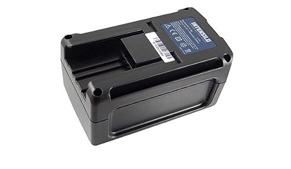 INTENSILO Batería Li-Ion 7500mAh (25.2V) para disposiotivo de limpieza Kärcher BR 30/4 C aspirador húmedo como 6.654-255.0, 6.654-183.0, entre otros: Amazon.es: Hogar