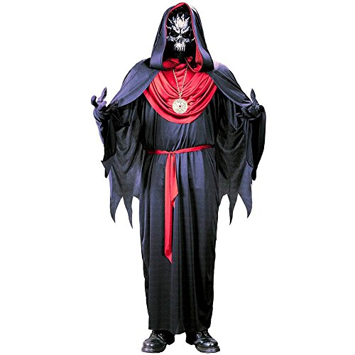 Ghoul Robe Plus Size Adult Mens Costumes (Emperor Of Evil Ghoul Plus Size Costume)