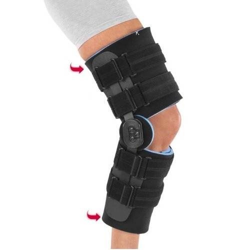 Universal Thigh Brace Set (ProCare KneeRANGER II - Universal Wrap Set Short)
