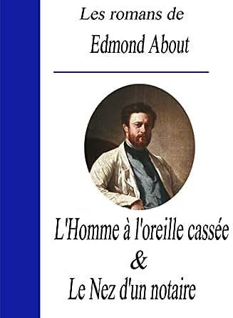 les romans de edmond about l 39 homme l. Black Bedroom Furniture Sets. Home Design Ideas