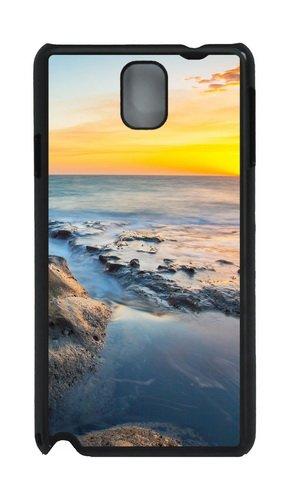 Samsung Galaxy Note 3 CaseLast Rays PC Hard Plastic Case for Samsung Galaxy Note 3 / Note III/ N9000 - Black