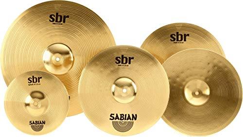 Sabian Cymbal Variety Package (SBR5003G)