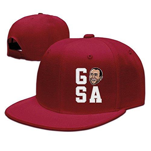 Carton Cap (San Antonio Spurs Manu Ginobili Carton Fashion Hip Hop Cool Snapback Hats)