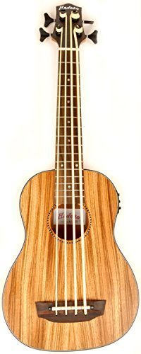 Hadean Acoustic Electric Bass Ukulele UKB-22 NM Left Handed