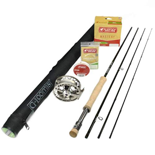 G. Loomis IMX PRO 890-4 Fly Rod Outfit : 8wt 9'0