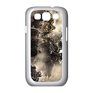 samsung s3 9300 White Transformers phone case cell phone cases&Gift Holiday&Christmas Gifts NVFL7N8827636