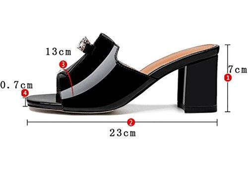 Las Verano sandalias Palabra Deslizadores Los Deporte Planas Y Moda Altos Femeninas Frescas La Con Ásperas Sandalias De Del Tacones Zapatillas A B8HxfqrwB