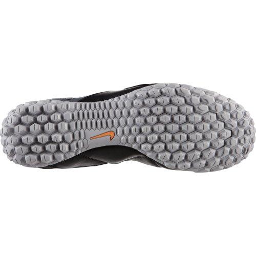 Nike , Chaussures de skateboard pour homme Noir / Orange