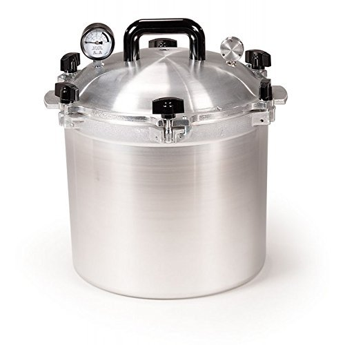 All American 921 21-1/2-Quart Pressure Cooker/Canner (Canning Cooker compare prices)