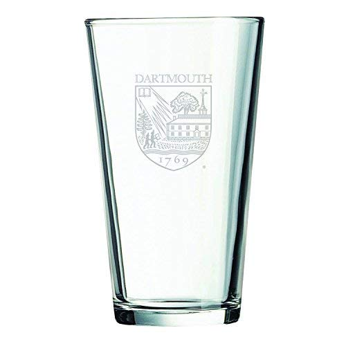 LXG, Inc. Dartmouth College-16 oz. Pint Glass