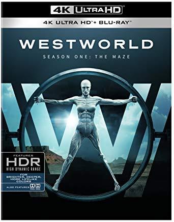 westworld - 1ª Temporada Completa